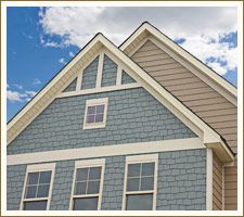 Shingle Siding – Fiber Cement Siding