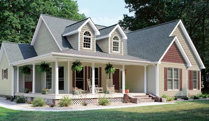 Split shake siding contractor ma for Fiber cement composite roofing slate style