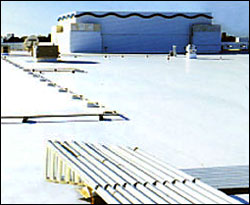 Rubber Roofing Contractor MA