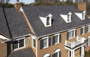 Synthetic Slate Roofing