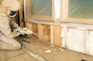 Spray Foam Insulation in MA