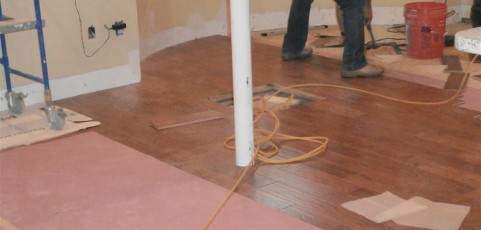 Top Residential Contractor Repairs Flood Damage to Home in Brookline, MA